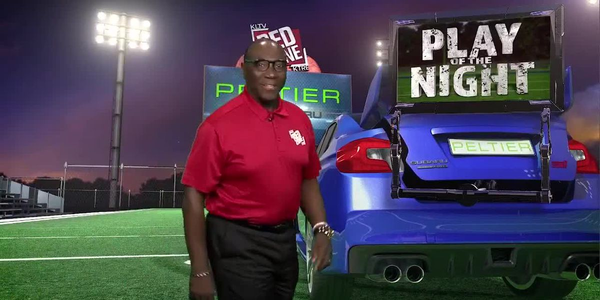 Week 5: Red Zone Play of the Night