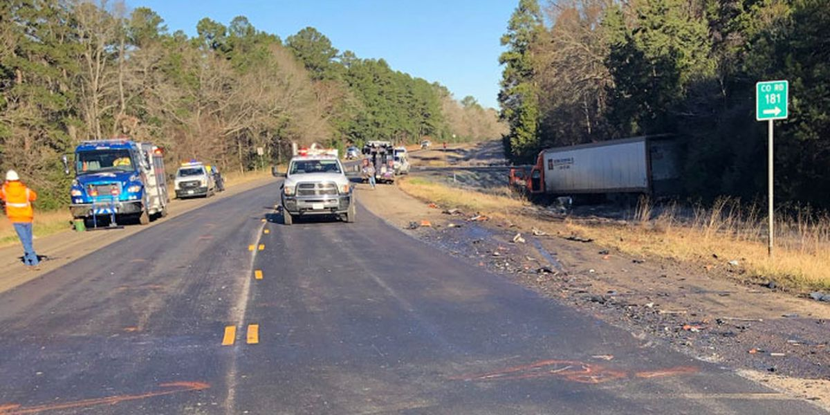 DPS identifies those involved in fatal Anderson County wreck, reports Highway 19 to reopen soon