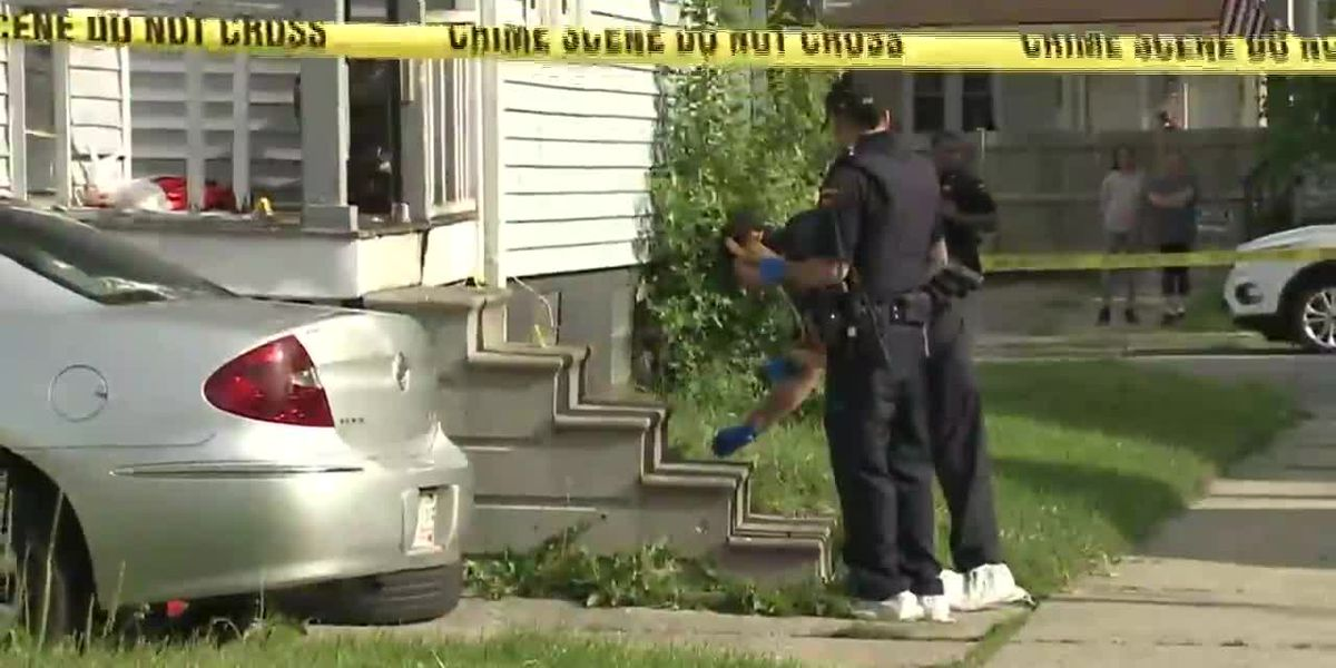 Boy, 5, dies after being shot and dropped off at hospital