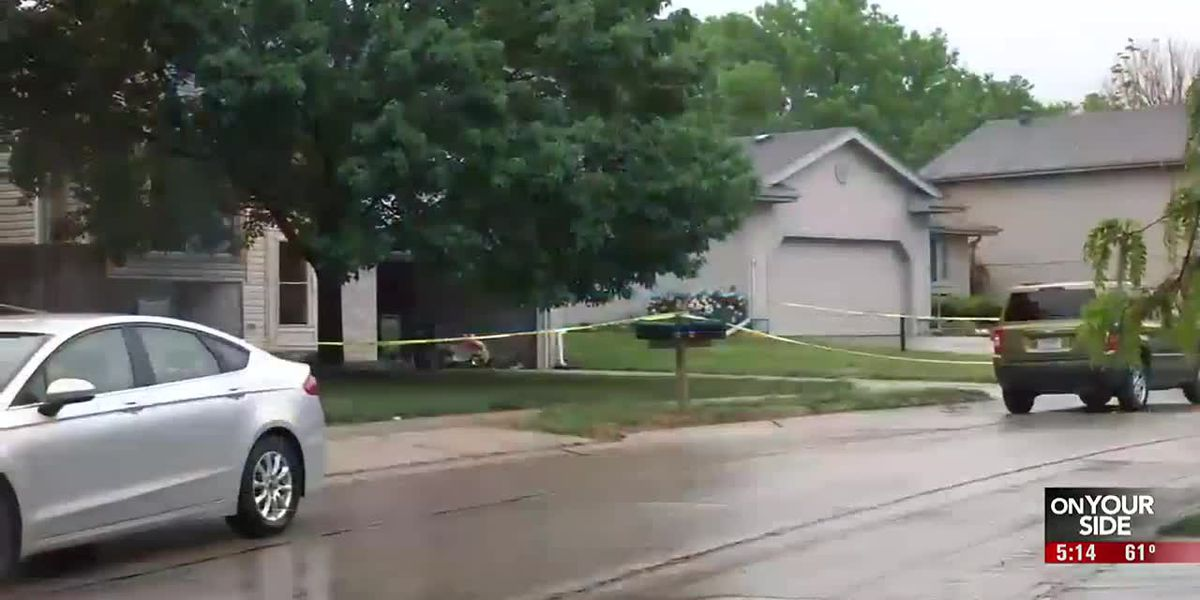 2 children found dead in Nebraska home