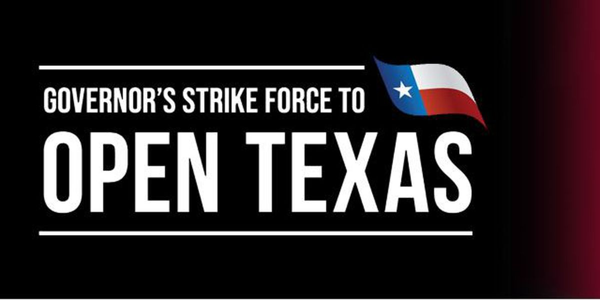Brookshire, Staples join governor's economic strike force to reopen Texas economy