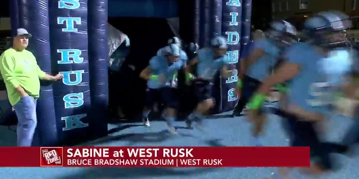 Week 8: Sabine vs West Rusk