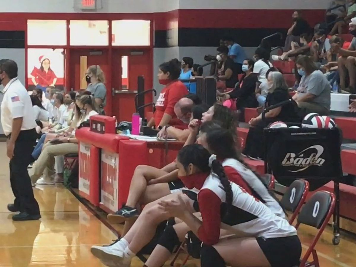 Diboll Ladyjacks volleyball team has season opener delayed by gas leak