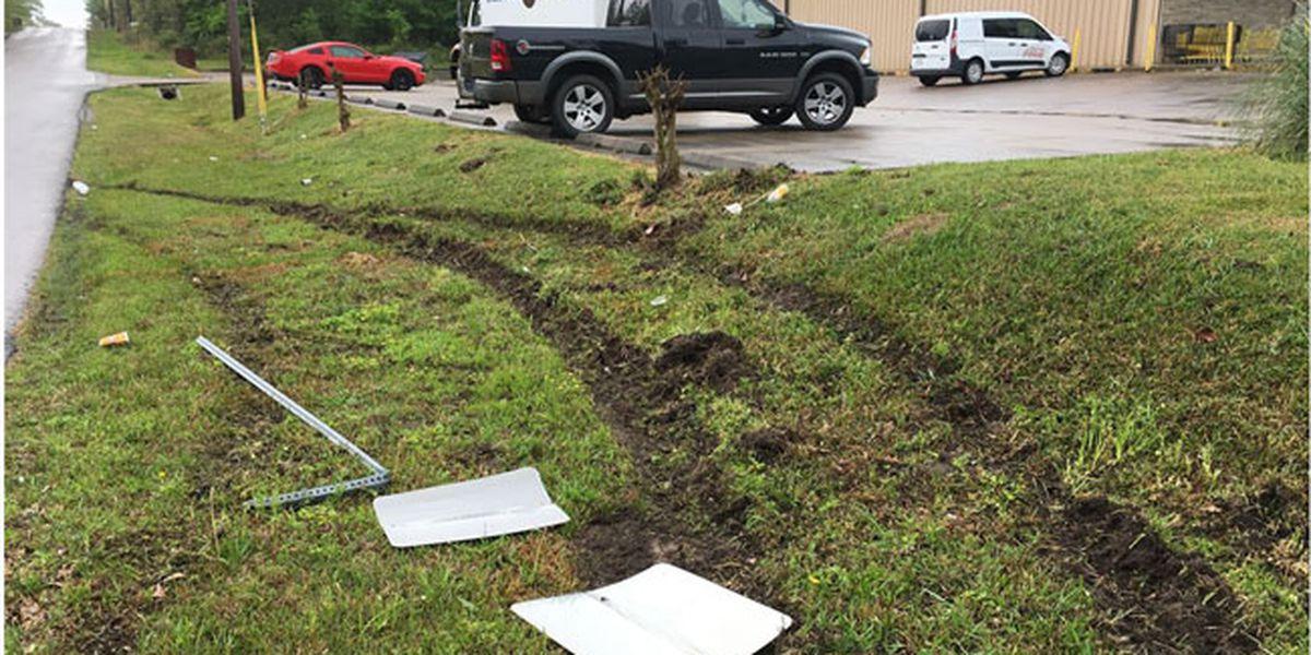 Lufkin police: Boyfriend struck woman with truck, led officials on pursuit