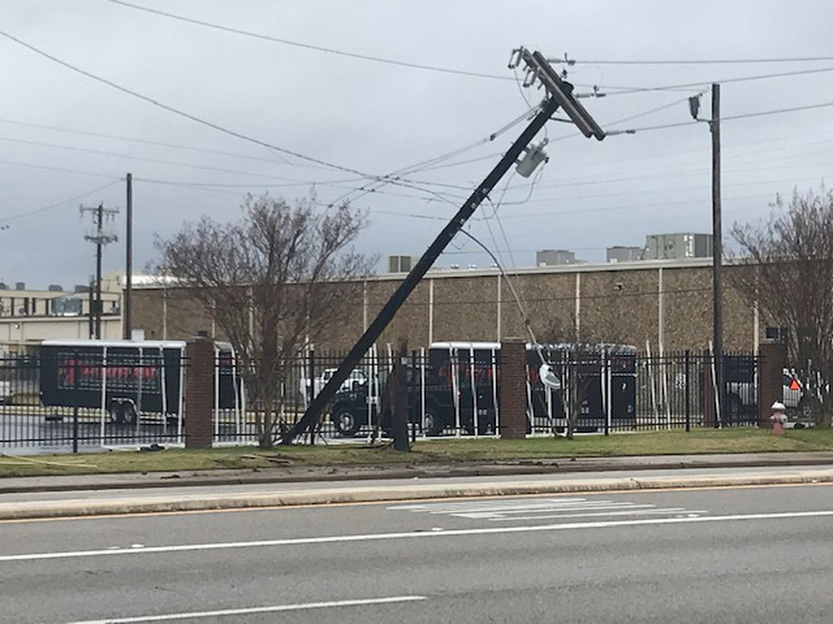 Tyler police: Traffic lights out at Donnybrook, Loop 323 following crash