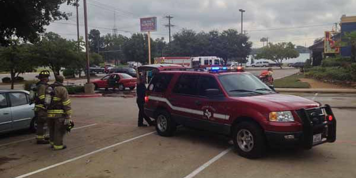 Fire at On the Border started during fire-prevention inspection