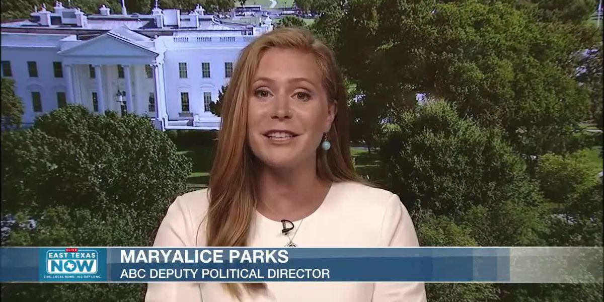WATCH: ABC Deputy Political Director MaryAlice Parks on today's political hot topics