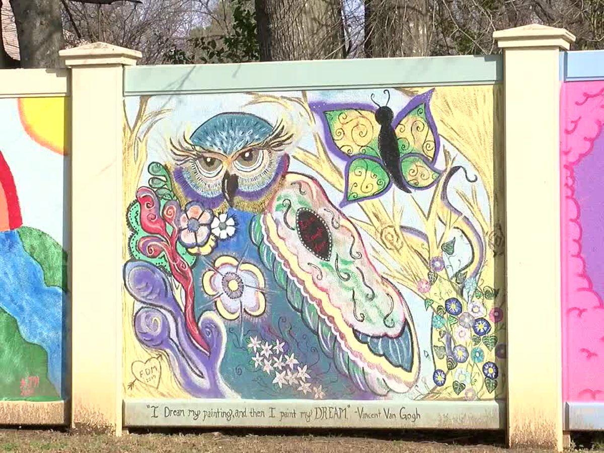 Artists encouraged to submit artwork for Hillside Park murals in Tyler