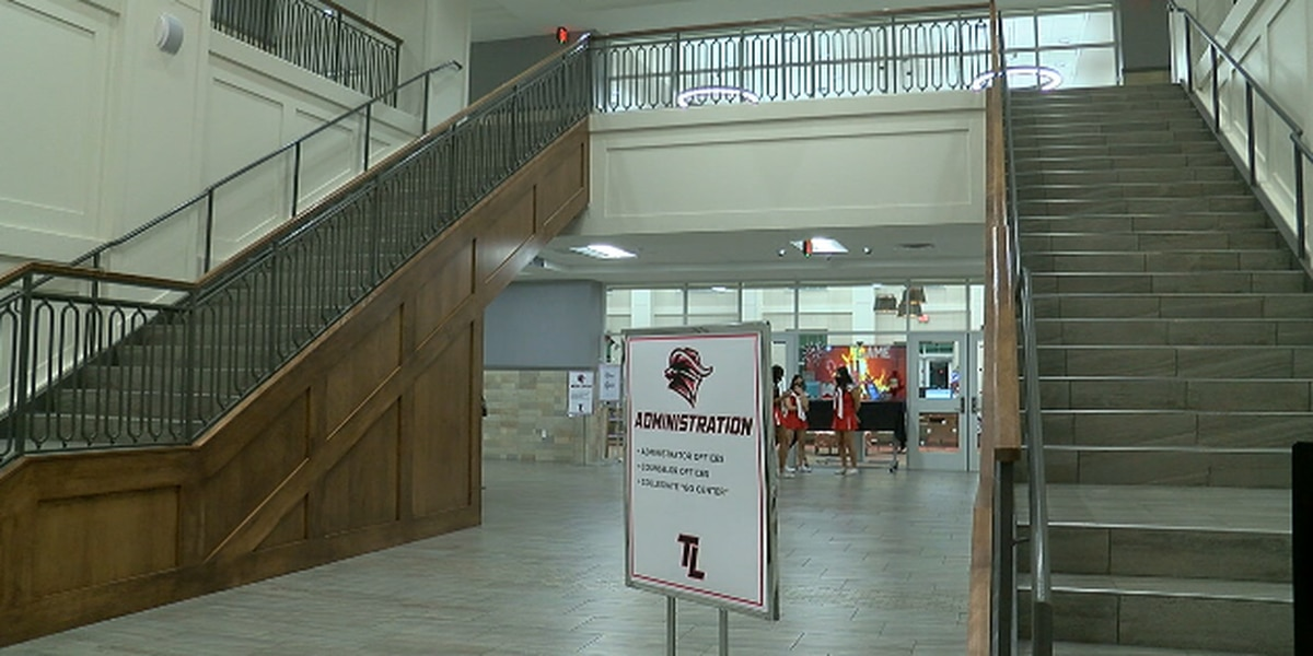 Tyler ISD hosts open house for Legacy High