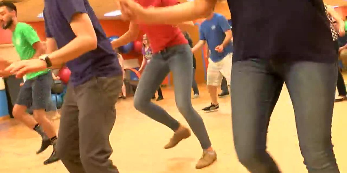 Longview Swing Dance Association invites you to swing by, have some fun