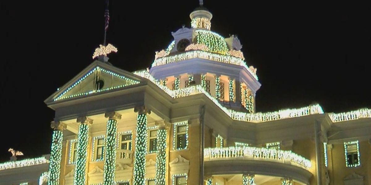 Marshall brings holiday season to life through virtual version of annual Wonderland of Lights festival