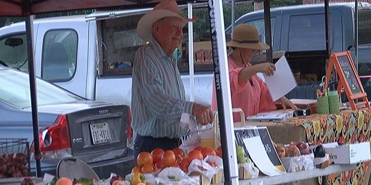 Proud of East Texas: Farmer's Markets