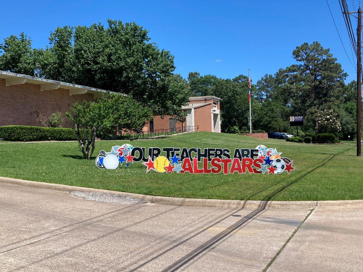 East Texas teachers share struggles, successes during appreciation week