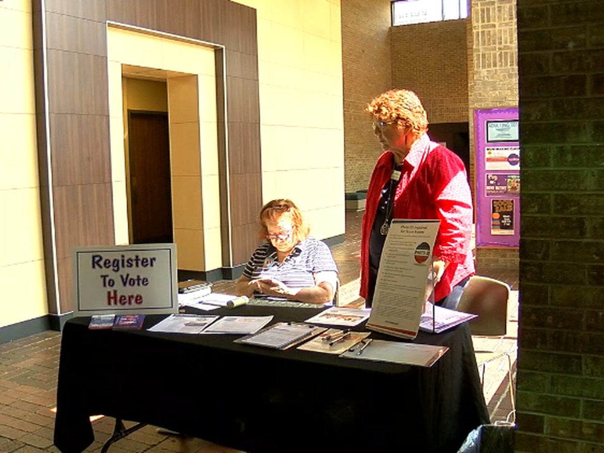 Public affairs group in Tyler urges voter registration: 'This is our voice in government'