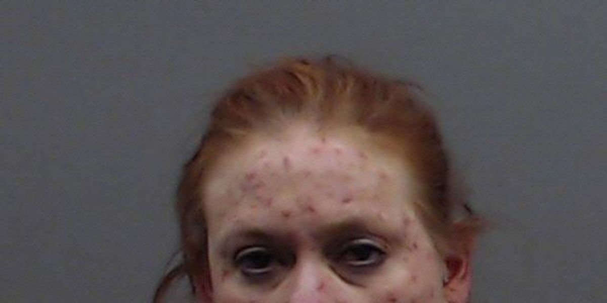 Woman arrested for stealing copper wire from business