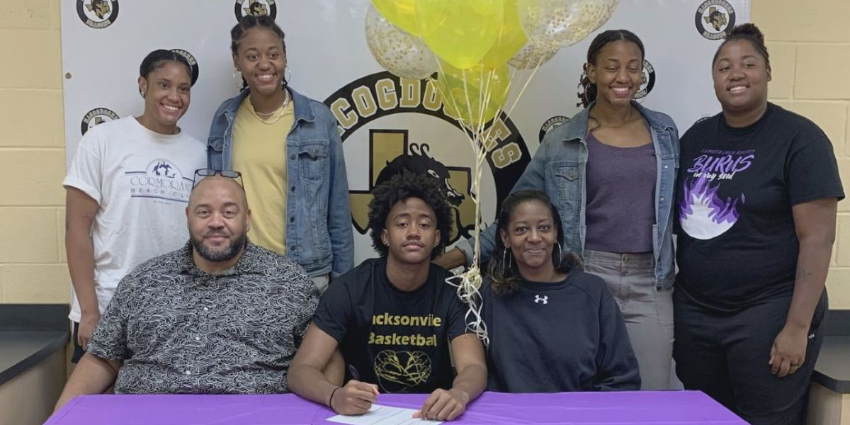 Nac's AJ Johnson heading to Jacksonville College for basketball