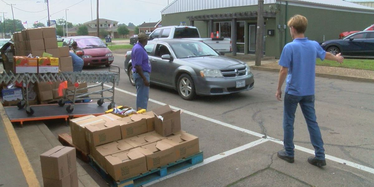 Power of Prayer: God's Closet works to eliminate hunger, give hope in Camp County