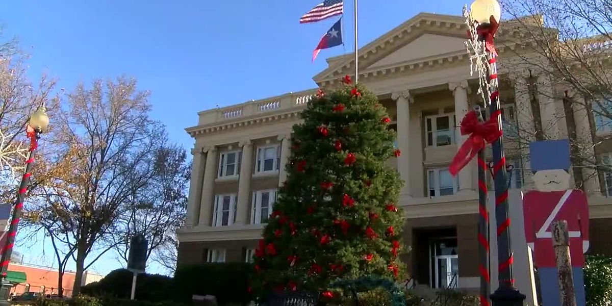 WebXtra: Palestine among East Texas cities 'like something out of a Hallmark movie'