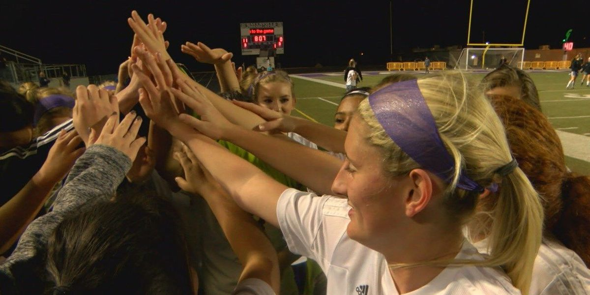 Power of Prayer: Hallsville soccer player Kylee Cubine