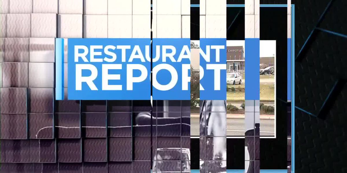 Perfect Scores at Four East Texas Restaurants
