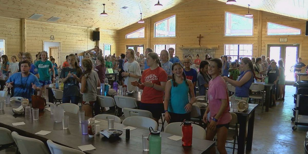 Power of Prayer: The Pines Catholic Camp