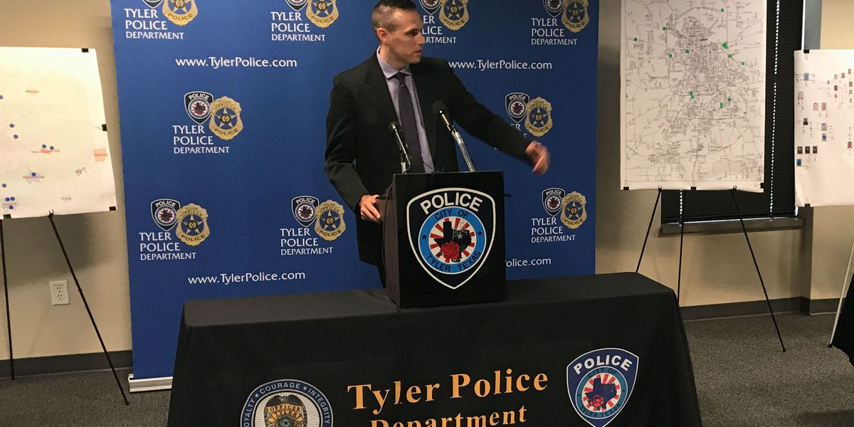 Tyler PD unveils massive credit card skimming investigation