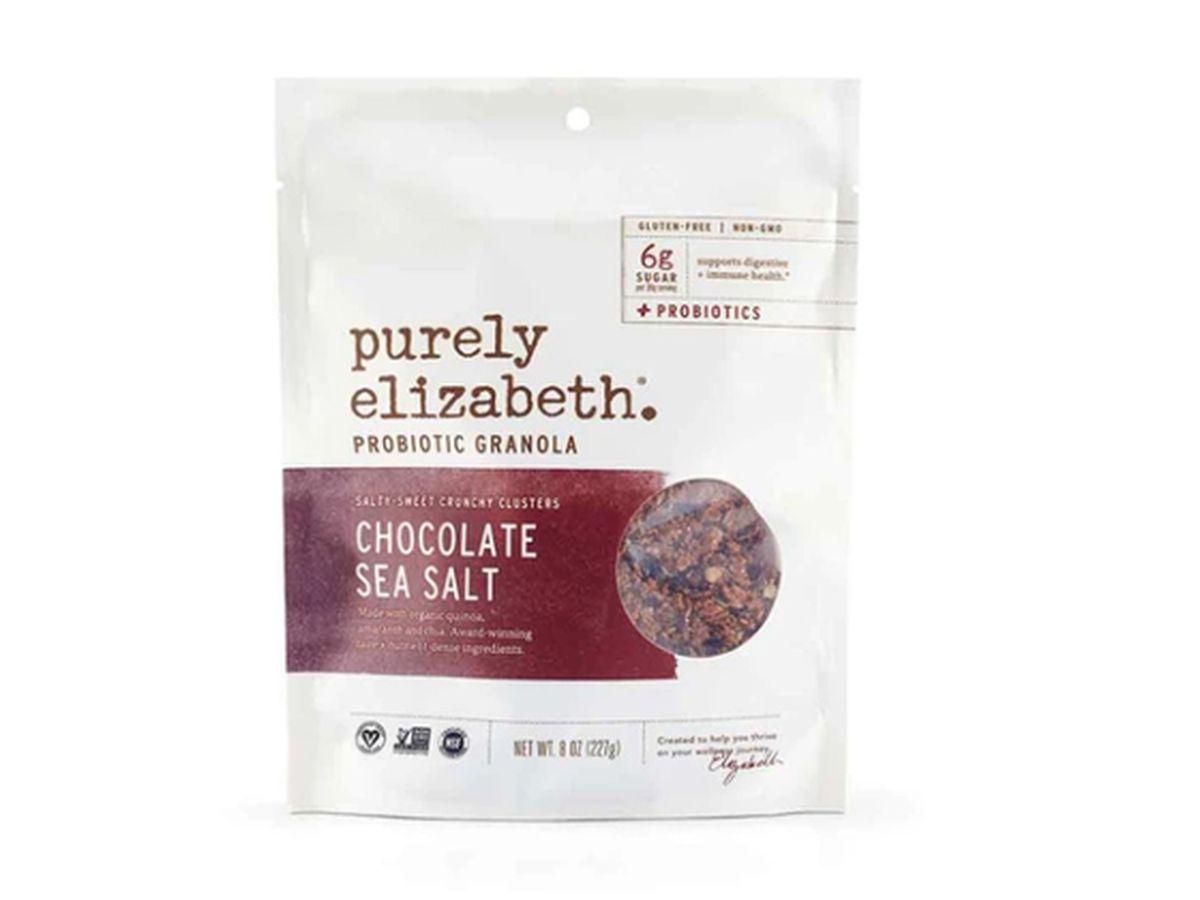 Chocolate granola recalled for mislabeling error