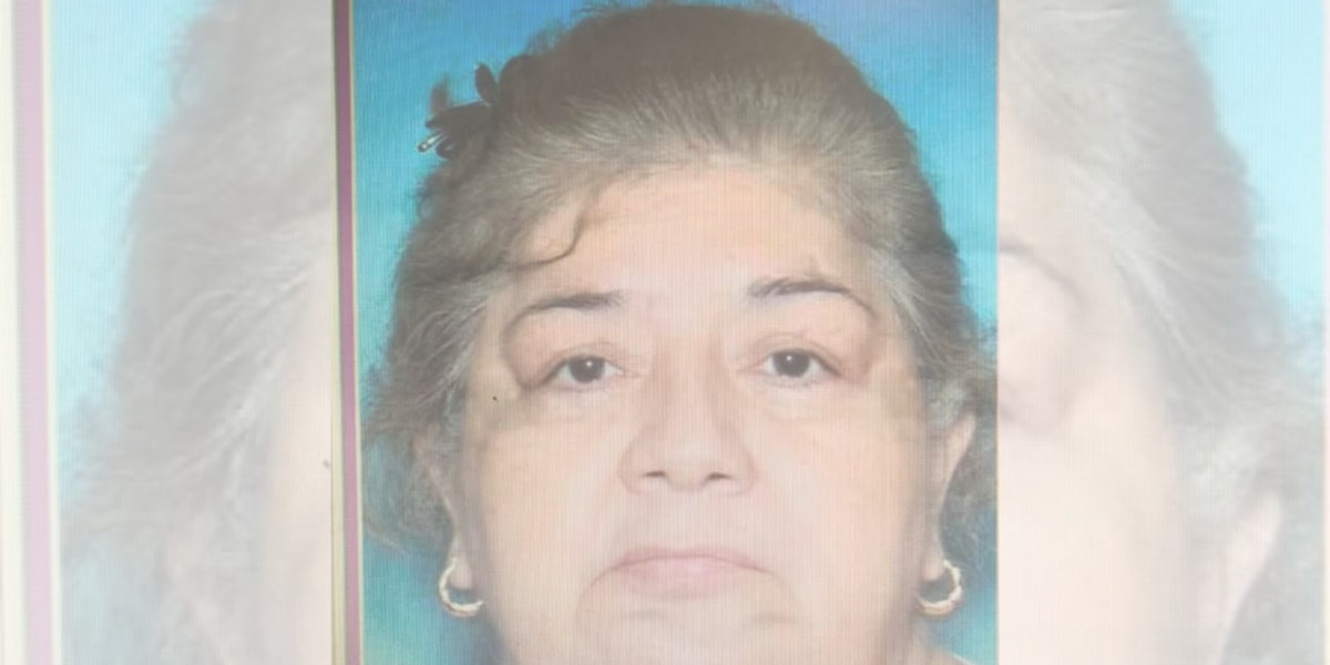 UPDATE: White Oak police said Lydia Guijarro has been found
