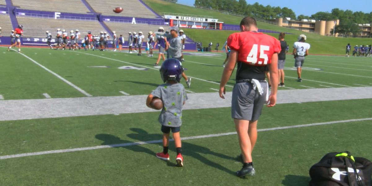 'Jacks make 6-year-old part of family