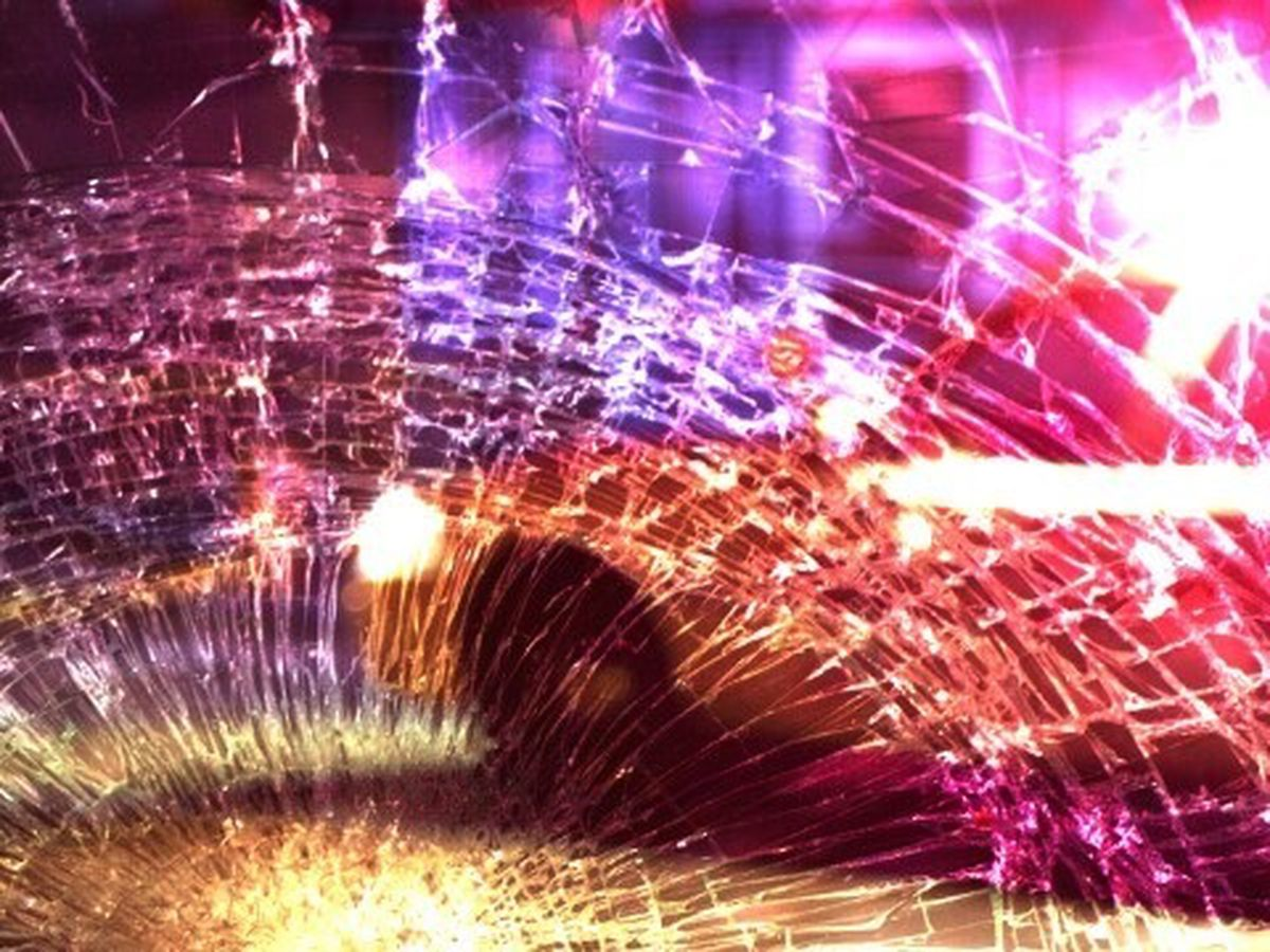 Two in Lufkin hospital following single-vehicle crash