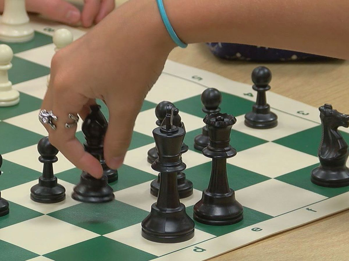 Tyler Junior College offers Chess camp for kids