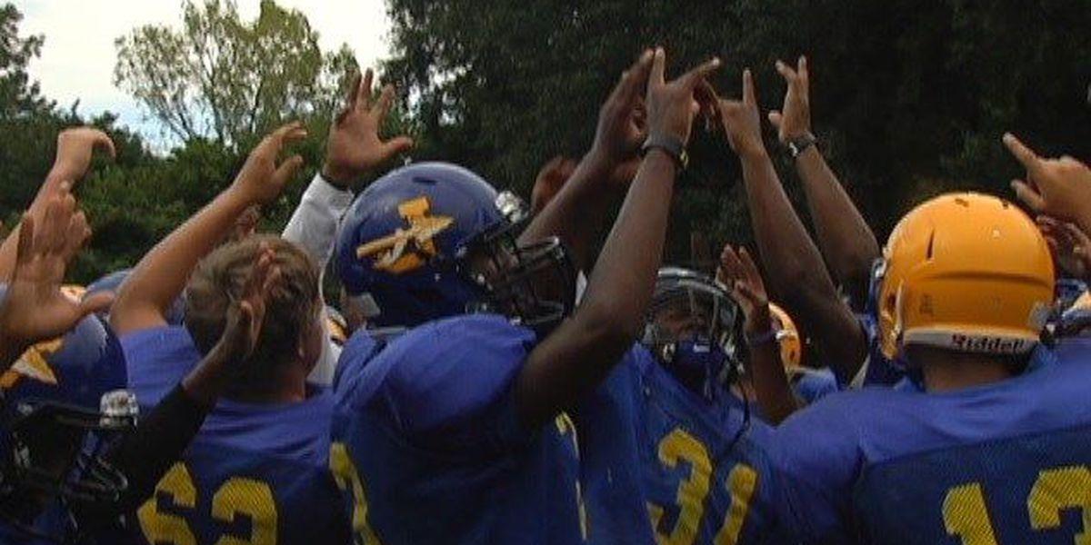 Jacksonville football returns to the win column