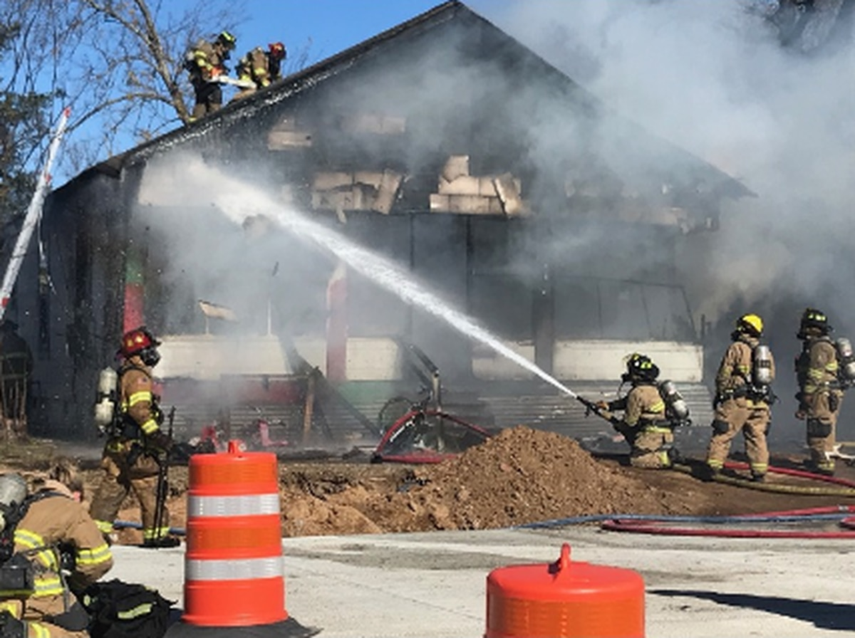 Longview home a total loss after fire Saturday