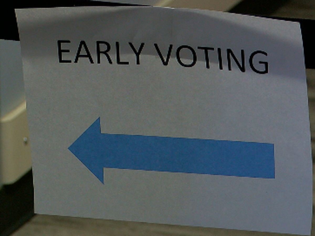 72 ballots missing school board, bond info in Huntington on first day of early voting