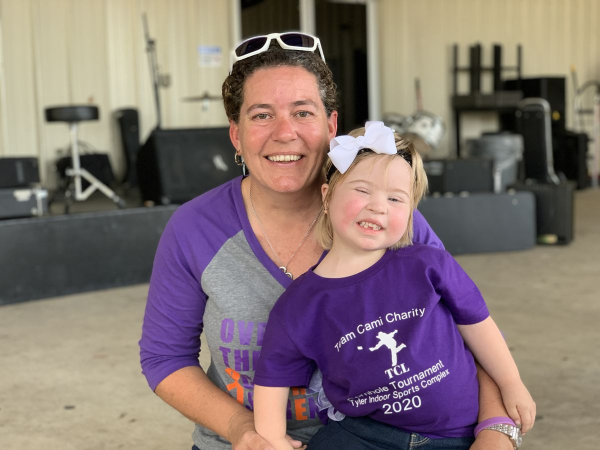 Cornhole tournament raises funds for Cami, 4-year-old East Texan battling cancer