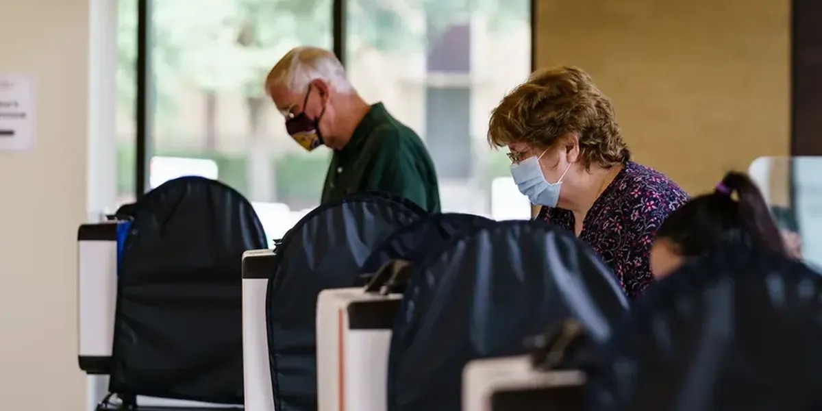 Texas voters won't be required to wear masks while voting after appeals court temporarily lets Abbott order stand