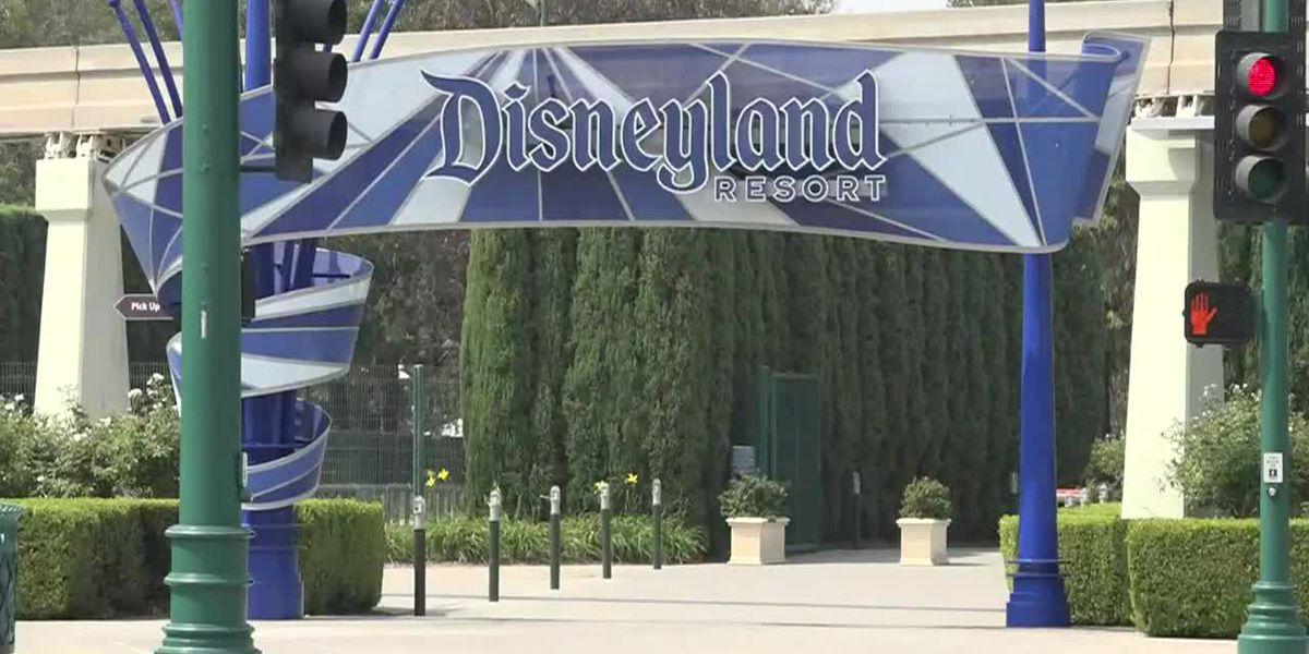 Disneyland may not reopen until spring 2021 under COVID guidelines in Calif.