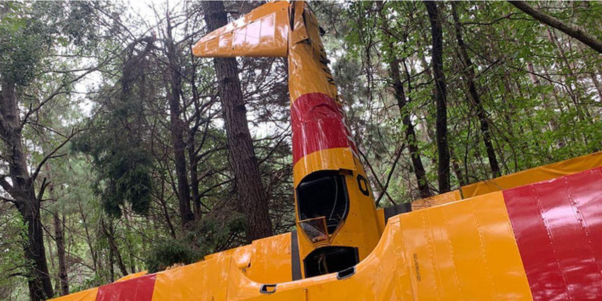 DPS releases names of pilot, passenger involved in Rusk County plane crash