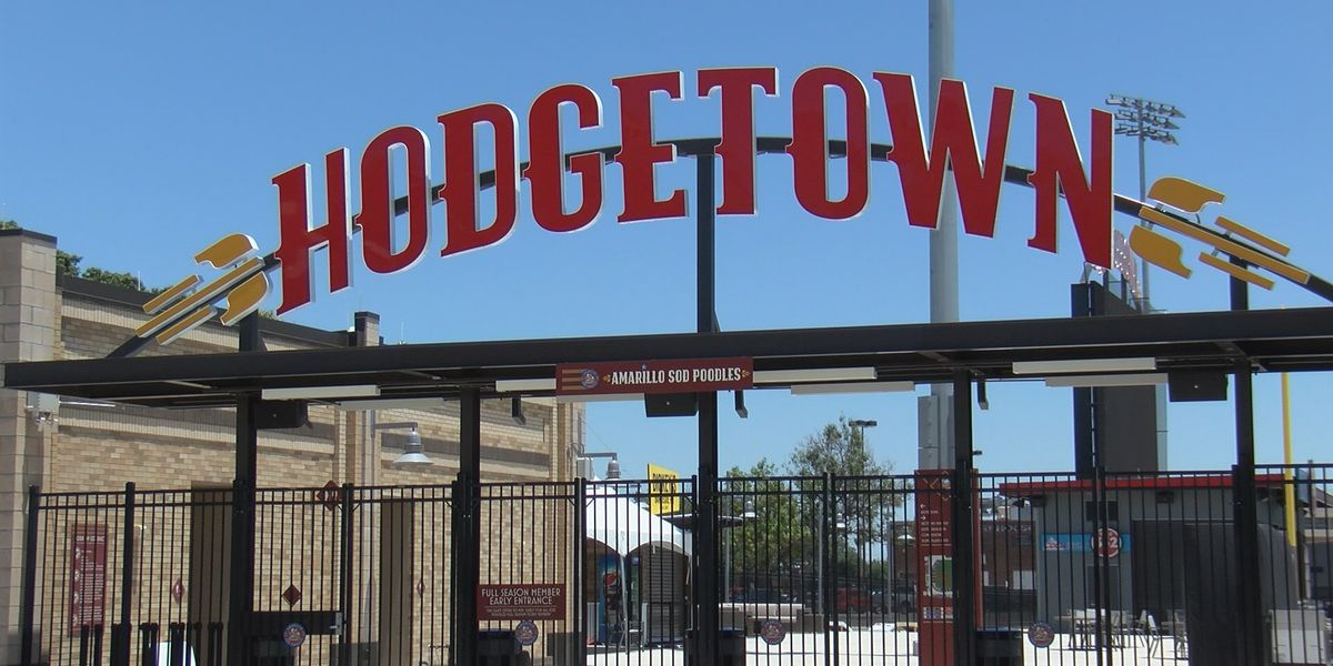 HODGETOWN to host 'Red Dirt Rivalry' baseball game, nationally televised on ESPNU
