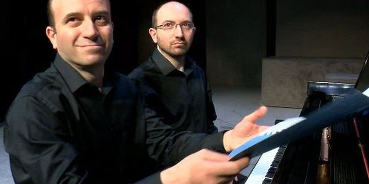 TJC professor, his brother form 'The Gaqi Duo' as world-renowned pianists
