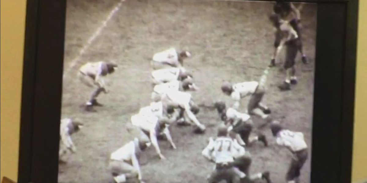WEBXTRA: Footage of Longview Lobos' 1937 state win now on DVD