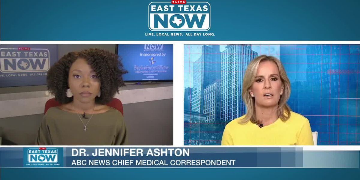 WATCH: ABC medical correspondent, Dr. Jennifer Ashton, shares the latest COVID-19 data and research