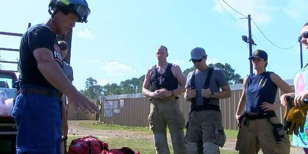 Kilgore Fire Academy hosts first-ever regional fire protection school