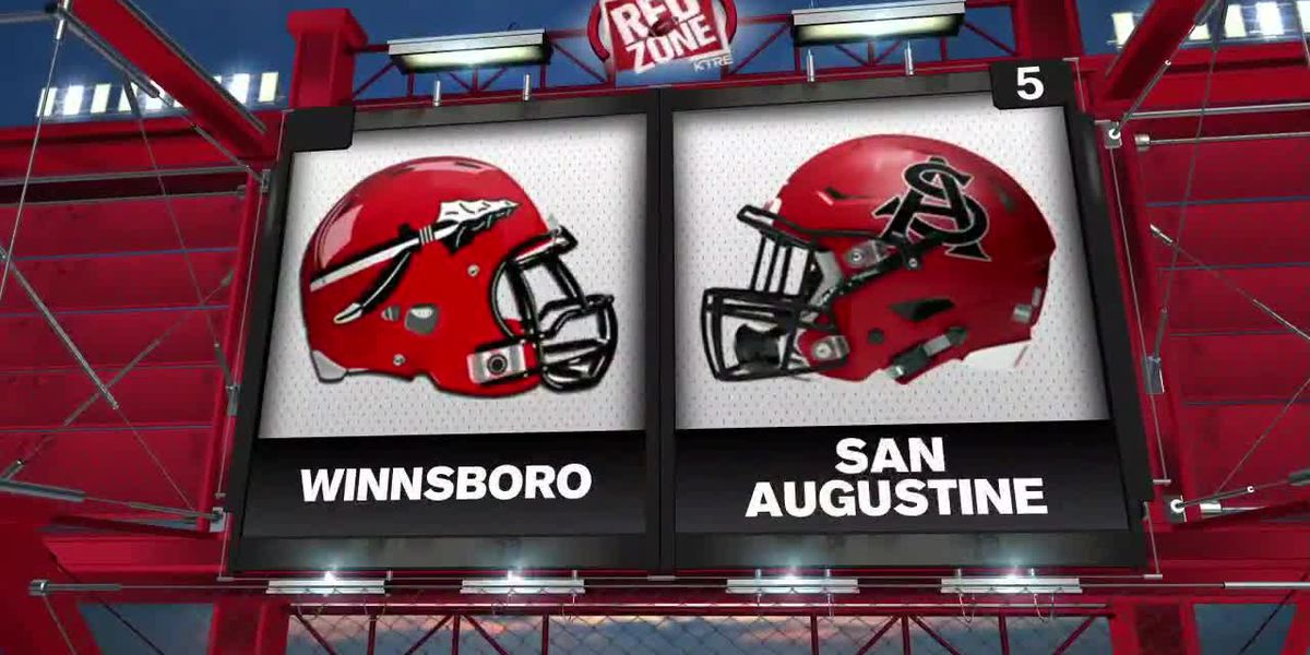 Pair of undefeated teams in Winnsboro, San Augustine clash in the Week 4 Game of the Week