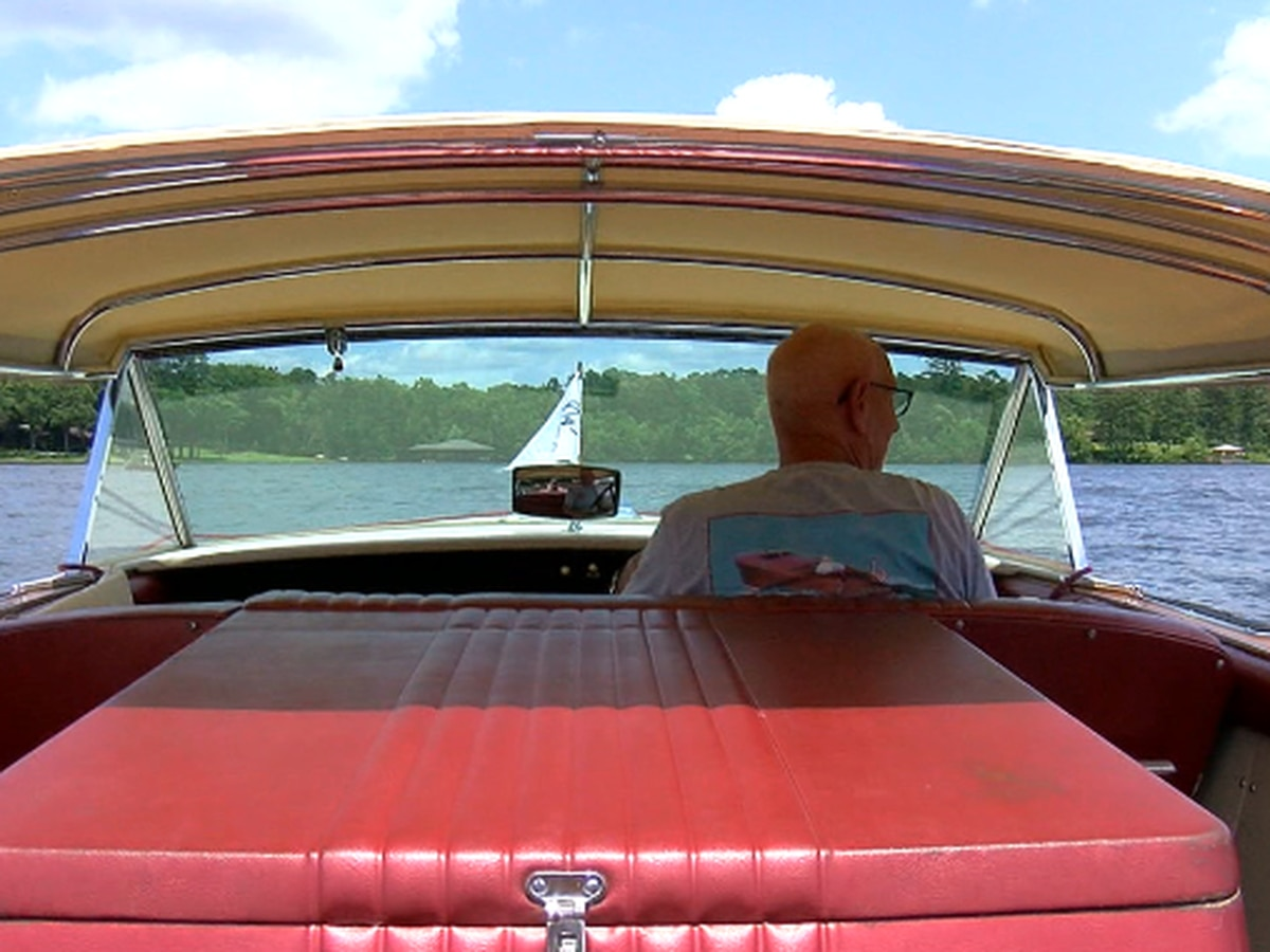 Wooden Boat Association takes over Lake Tyler