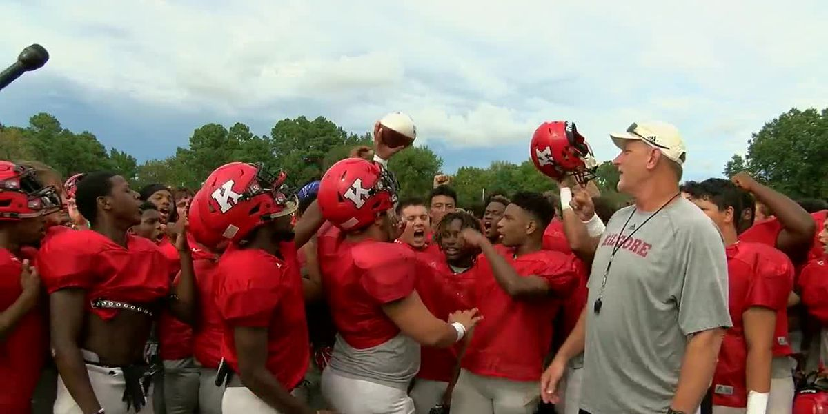 Week 3 Game Ball: Kilgore Bulldogs