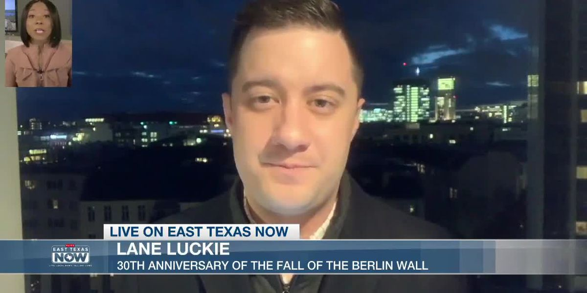VIDEO: Lane Luckie explains the dark history of the Berlin Wall