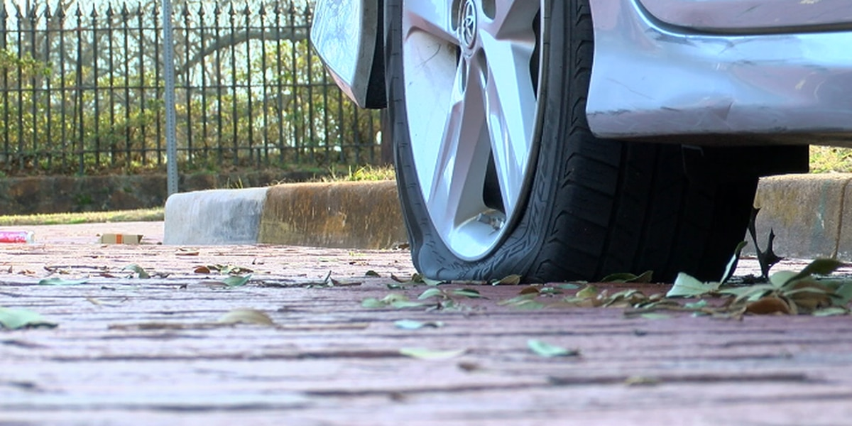 20+ vehicles vandalized in Tyler Historic District over last 2 months