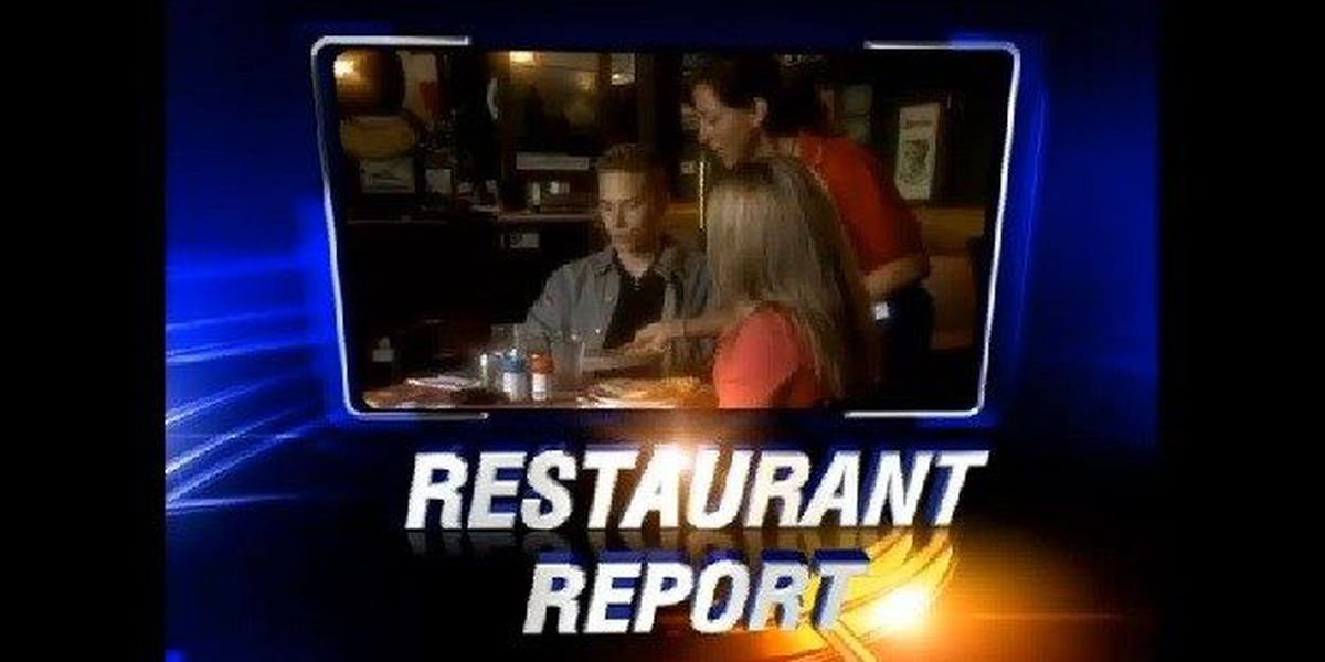 Restaurant Reports: 8 restaurants get it right