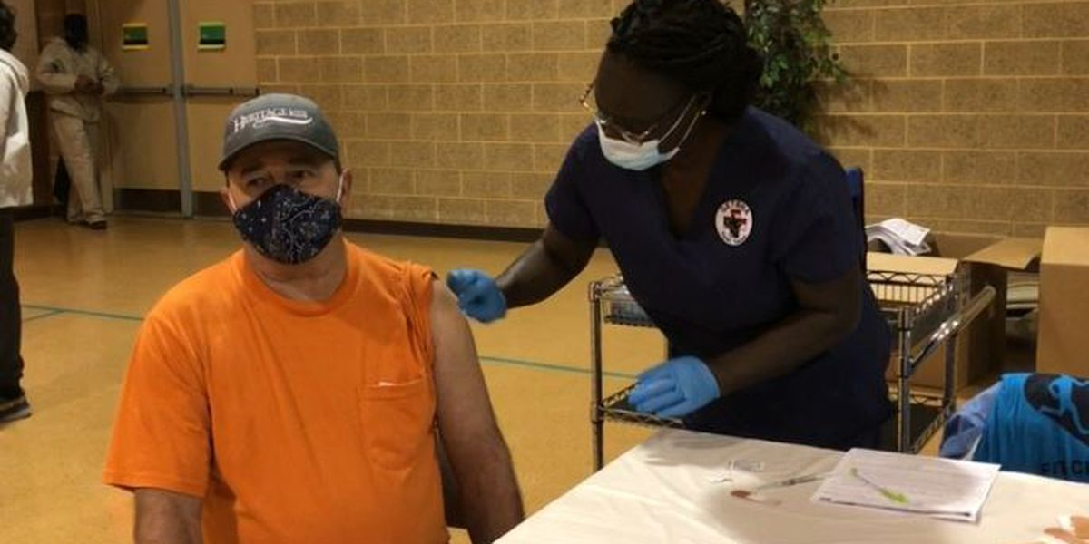 Tyler City Council member helps organize COVID-19 vaccine clinic for 'underserved communities'